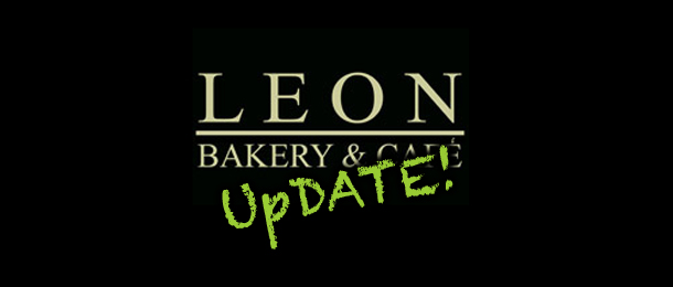 Leon Cafe Update!