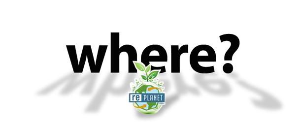 rePlanet where?