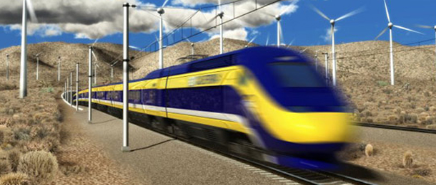 California High Speed Rail Line