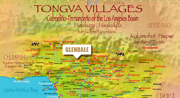 The Tongva People